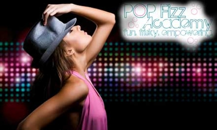 POP Fizz Academy - Philadelphia: $79 for a One-Hour In-Home Private Dance-Party Class from POP Fizz Academy ($160 Value)