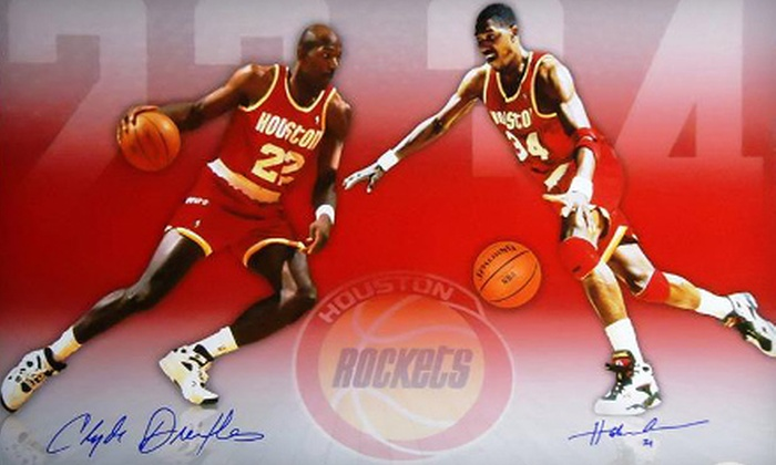 Fiterman Sports Group - Houston: Autographed Sports Memorabilia from Fiterman Sports Group. Five Options Available.