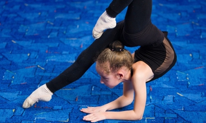 Ultimate Gymnastics and Cheer - Tulsa: $15 for Four Weekly Classes at Ultimate Gymnastics and Cheer ($32 Value)
