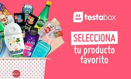 Suscripción mensual o trimestral a una Testabox con hasta 15 productos por caja y mes desde 9,99 €