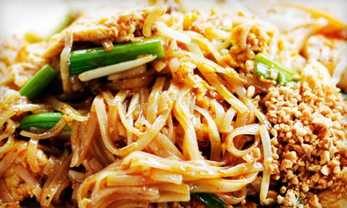 Royal Thai Cuisine - Greenbrier West: $12 for $25 Worth of Thai Fare at Royal Thai Cuisine in Chesapeake