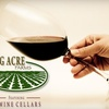 JD Wine Cellars at Long Acre Farms - Macedon: $17 for a Wine Tasting for Two, Two Signature Glasses, and One Bottle of Wine at JD Wine Cellars at Long Acre Farms (Up to $41.95 Value)