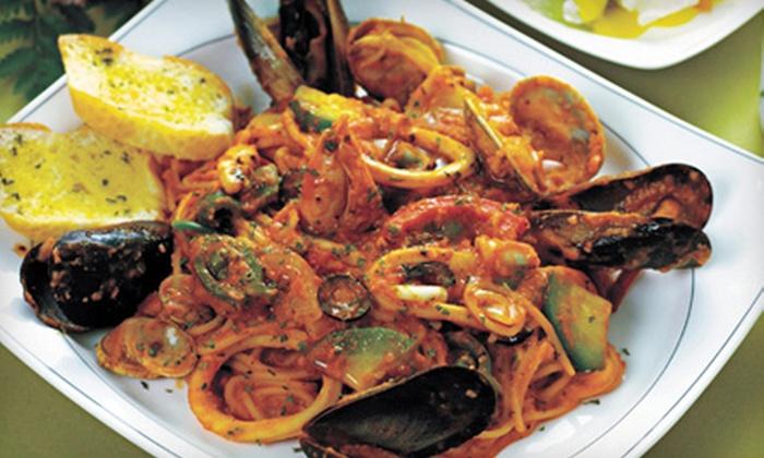 Scoogi's Classic Italian - Flourtown: Dinner for Two, Four, or Six at Scoogi's Classic Italian in Flourtown