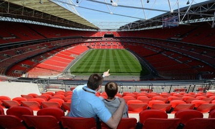 Wembley Stadium Tour for Child or Adult