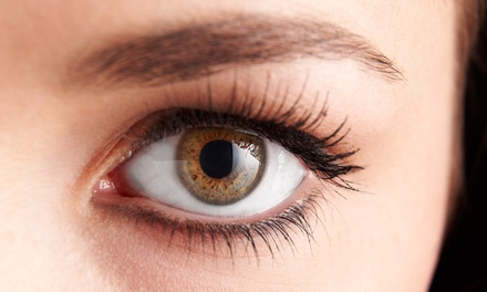 One or Three Exilis Nonsurgical Eyelift Treatments at Sunlounge Spa (Up to 67% Off)