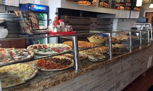 Pizza Mia Restaurant: Italian Cuisine at Pizza Mia Restaurant (Up to 50% Off). Four Options Available.