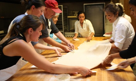 Bread-Making Class for One, Two, or Four at Sour Flour (Up to 52% Off)