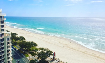 Main Beach, Gold Coast: FiveNight Apartment Stay for Two People with Late CheckOut at Maldives Resort