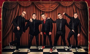 2 Tickets to Boy Band Review: 2 Tickets to Boy Band Review on Saturday, June 11, at 9 p.m.