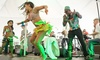 Afro-Latino Festival NYC - Afro-Latino Festival NYC: Admission for One, Two, or Four to the 2016 Afro-Latino Festival NYC on July 9 or 10 (Up to 49% Off)