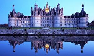 Châteaux de la Loire : chambre double avec petit-déjeuner Chambray-lès-Tours