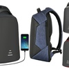 Anti-Theft Backpack inc USB Port