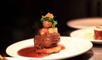 Two-Course Meal with Wine for Two or Four at Infusions (up to 62% off)