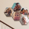 60% Off Honeycomb-Shaped Canvas Prints from Canvas People