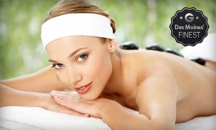Sacred Stone Massage and Bodywork - Urbandale: $27 for a 60-Minute Therapeutic Massage at Sacred Stone Massage & Bodywork ($55 Value)