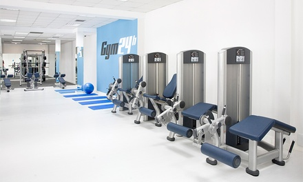 Groupon gym 24h 1 mes de acceso ilimitado a gimnasio con for Gimnasio 24h madrid