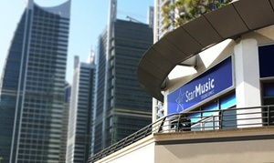 Star Music Studio DMCC: Two Music Lessons for One or Two at Star Music Studio DMCC (Up to 71% Off)