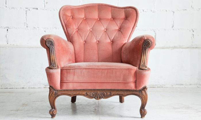 33% Off Furniture Reupholstery U0026 Repair Service