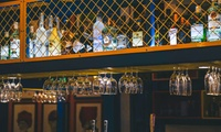 Up to Eight Indian Cocktails to Share Among Up to Four at Indico Street Kitchen and Bar (50% Off)
