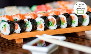 Sushi Tatuapé: Almoço ou jantar no Sushi Tatuapé