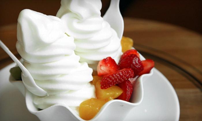 Moonlight Swirl - North Raleigh: Frozen Yogurt at Moonlight Swirl (Half Off). Two Options Available.