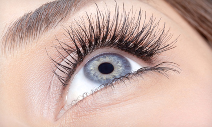 Simply Beautiful Lashes - Vigor - Eldorado West: Full Set of Synthetic-Mink Eyelash Extensions with Optional Refill at Simply Beautiful Lashes (Up to 65% Off)