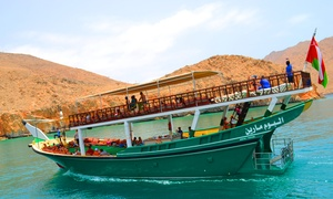 Musandam Tourism: Musandam Dibba Full-Day Trip for Up to Four at Musandam Tourism