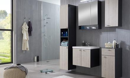 Colori Per Mobili Da Bagno : Mobili da bagno in melaminico antigraffio colore platino disponibili
