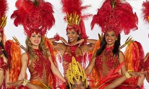 Pau Brazil: Revue spectacle et champagne ou dîner spectacle pour 1, 2 ou 4 personnes dès 89,90 € au cabaret Pau Brazil