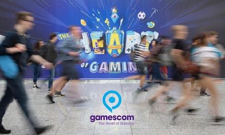 Exklusives Tagesticket für die gamescom 2018, die weltweit größte Messe für Video Games in Köln (bis zu 47% sparen)