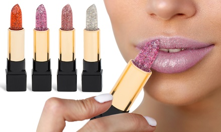 One, Two or Four Gemini Glitter Colour Changing Lipsticks
