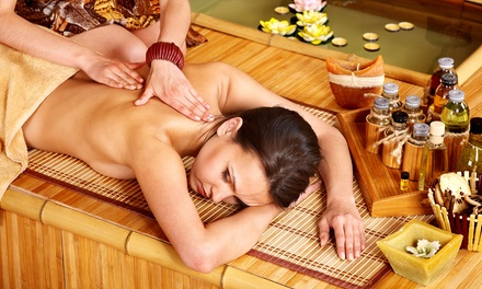 $129 for a Pamper Me Pumpkin Bliss Spa Package at Oceano Coastal Spa ($270 Value)
