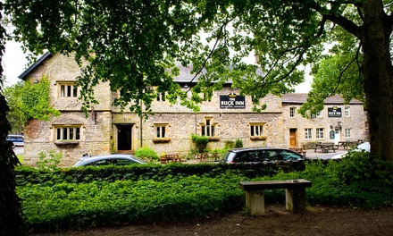 North Yorkshire: 1-3 Nights for Two with Breakfast at The Buck Malham