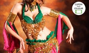 Oriental Árabe: Aulas de dança do ventre ou indiana (Bollywood) na Oriental Árabe – Brás