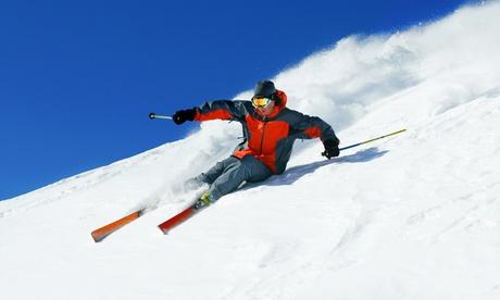 1, 2 o 3 días de clase de esquí desde 36 € en Ski Center