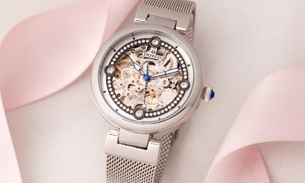 Empress Automatic Skeleton Watch