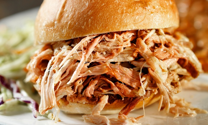 Slow & Low BBQ Bistro - Sylvan Park: $11 for $20 Worth of Barbecue Food at Slow & Low BBQ Bistro
