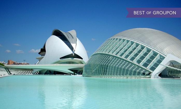 Valencia: hasta 14 noches en habitación doble con desayuno buffet para 2 personas en hotel Benetússer