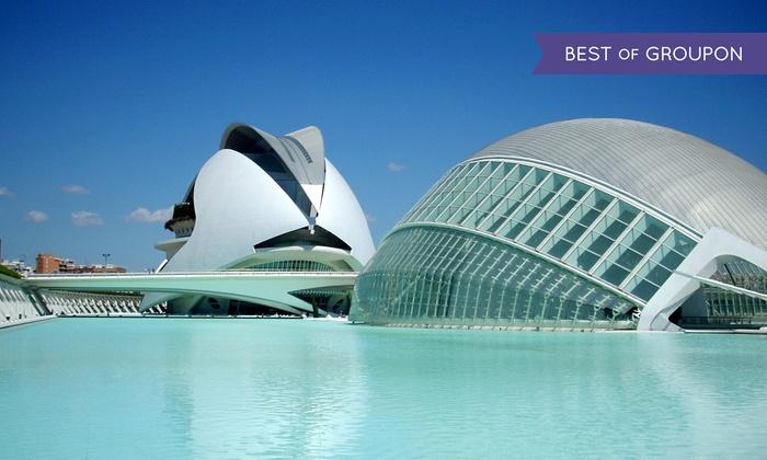 Hotel Benetusser - Hotel Benetússer : Valencia: hasta 14 noches en habitación doble con desayuno buffet para 2 personas en hotel Benetússer