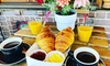 French Breakfast + Hot Drink