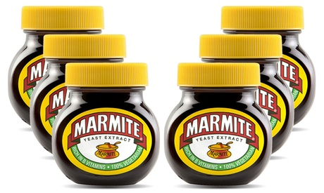 6x oder 12x Marmite veganer Brotaufstrich  in Unkel