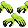 Unisex Microfoam Gardening Gloves (3-Pack)