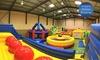 Entry to Inflatable Zone - Aberfoyle Park