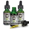 CBD with Hempseed Oil from Live Green Hemp (350mg, 600mg, or 1000mg)