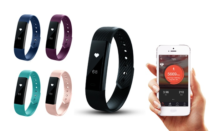 Aquarius Tracker with HRM | Groupon