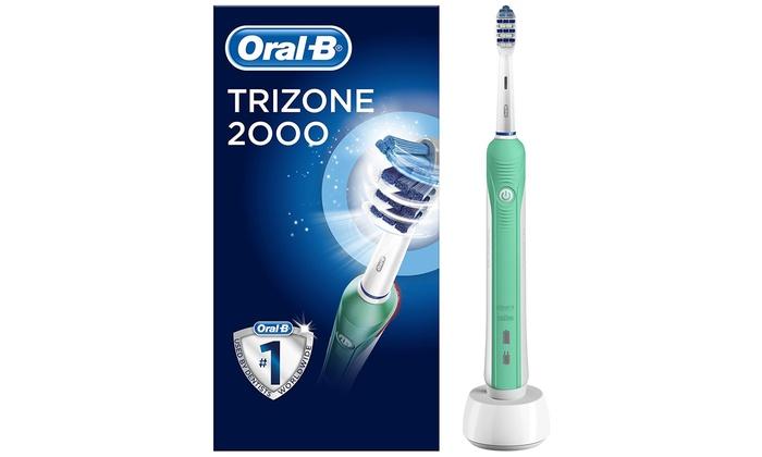 Brosse à dents électrique rechargeable   Groupon Shopping 7180863e62f4