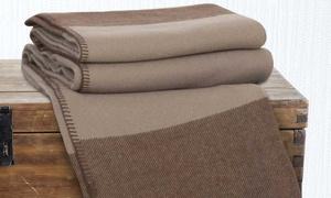 Lavish Home Australian Lambswool Blanket