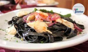 Hotel Valentino: Cena di 4 portate à la carte, Spa, massaggio rilassante di coppia all'Hotel Valentino, Acqui Terme (sconto fino a 73%)