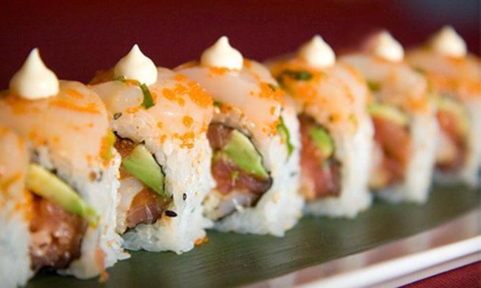 Yokozuna - Edgewater: Sushi and Japanese Cuisine for Two or Four on Sunday–Thursday or Friday–Saturday at Yokozuna (Up to 52% Off)