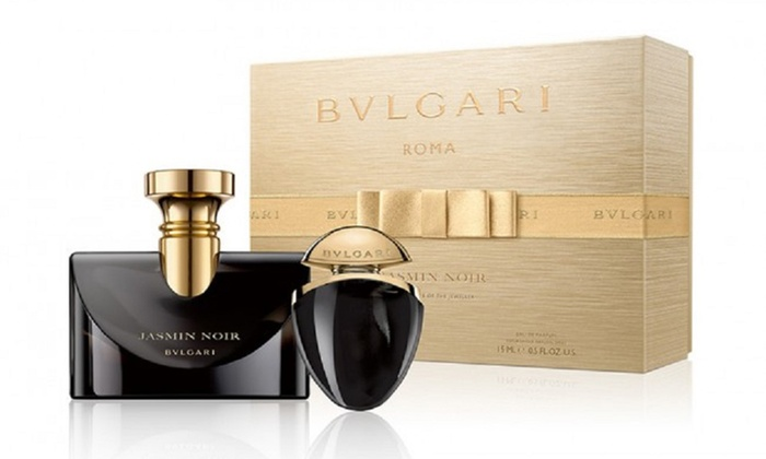 De Noir Ml Eau Coffret Parfum 50 Et 15ml Bvlgari Jasmin Yfgybv7I6